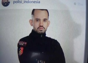 PERWIRA POLISI BUNUH DIRI