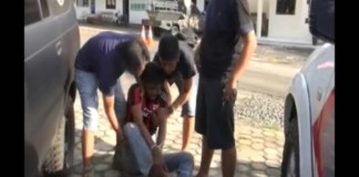 Tiga Warga Lampung Timur Dibekuk Saat Asyik Pesta Sabu