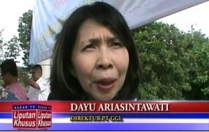 dayu ariasintawati (direktur pt ggl)