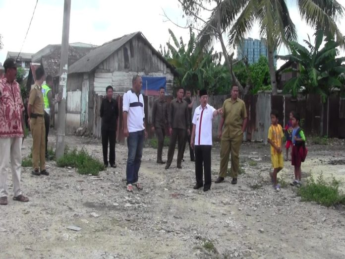 Camat Tak Sanggup, Walikota Bandar Lampung Turun Tangan