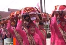 Festival Teluk Stabas Krui Fair 2016 Meriah