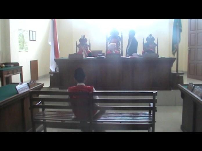 Gunawan Dituntut 20 Tahun Penjara