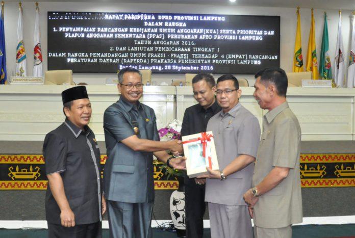 Pemprov Lampung Targetkan Ekonomi Lampung 2016 Tumbuh 5,5 persen