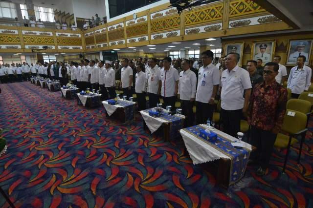 Pemprov Lampung Urutan Pertama Dan Terbaik ke-2 Se-Indonesia