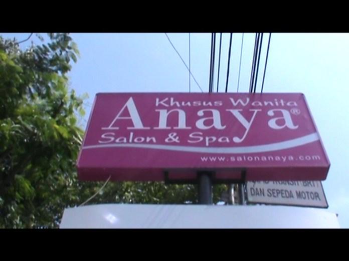 Anaya Salon and Spa Berikan Diskon Hingga 30 Persen Untuk Semua