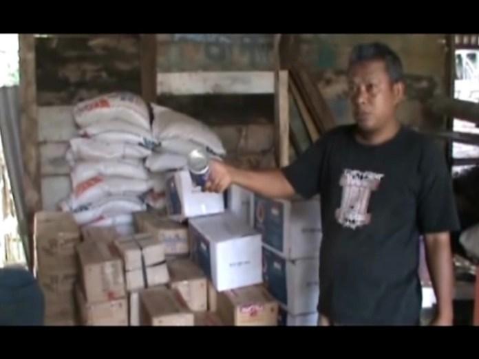 Paket Bantuan Korban Bencana Puting Beliung Pemkab Lampung Timur Kedaluwarsa