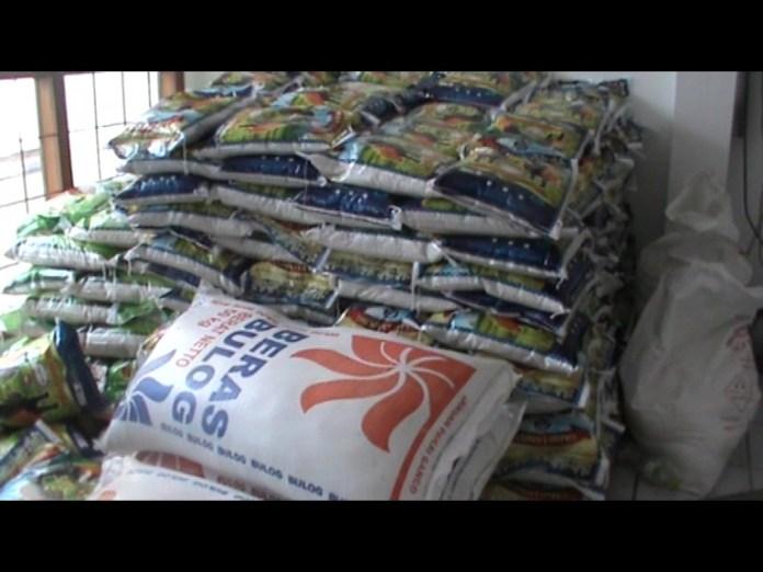 Bulog pastikan stok beras Lampung aman hingga Juni 2017