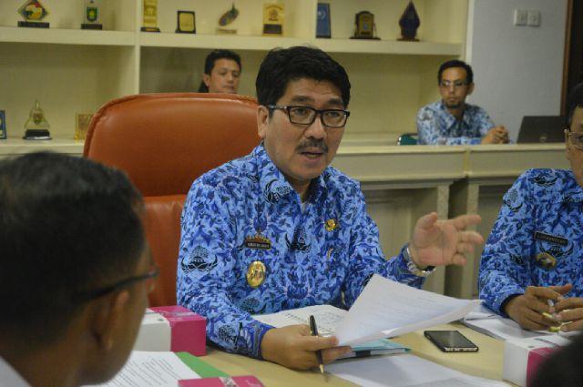 Pemprov Kaji Mekanisme Pelepasan Hak Pengelolaan Lahan (HPL) Way Dadi