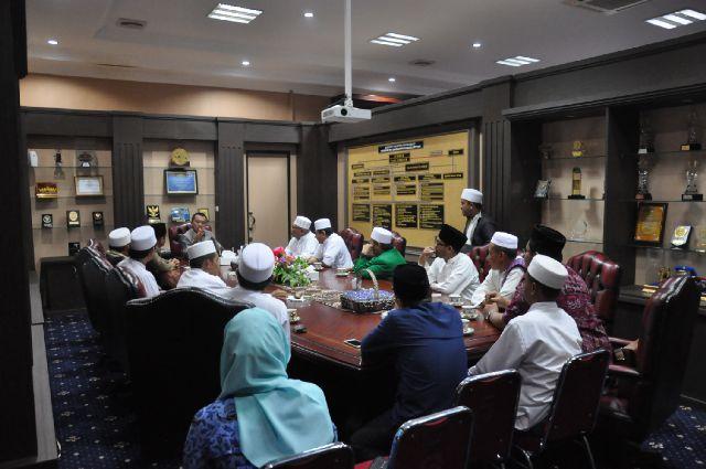 Gubernur Lampung Ajak Tokoh Agama Untuk Menjaga Kerukunan Dan Mengayomi Masyarakat