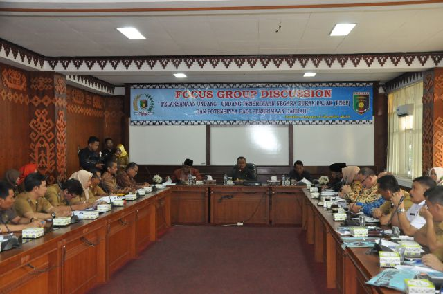 Pemprov Lampung Optimalkan PNBP, Komisi IV DPD RI Sampaikan Dinamika Lapangan Cukup Realis