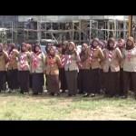Kemah Tim Penggerak PKK Kwarcab Pramuka Gelar Perkemahan Khusus Ibu-Ibu PKK