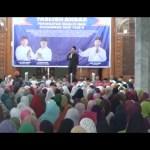 Pemprov Lampung Gelar Tabligh Akbar Di Masjid Al-Furqon