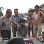 Kasus Curanmor Dominasi Kejahatan di Lampung Timur Tahun 2016
