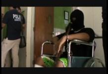 Dua Tersangka Narkoba Ditembak