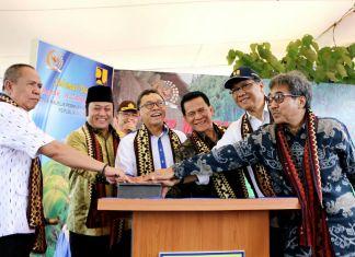 Kementerian PUPR Bangun 20 Unit Sumur Produksi Air Tanah Di Lampung