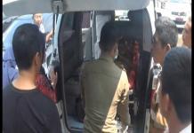 Dua Pelajar Tewas Dihantam Kereta Api