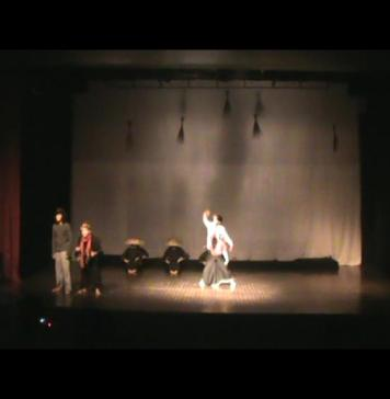 UKMBS Unila Gelar Teater Waiting For Warih