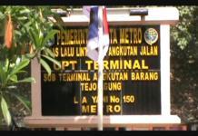 Terminal Barang Belum Digunakan Maksimal