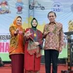 Pameran Industri Kreatif dan Kuliner Ramaikan Harganas XXIV Lampung