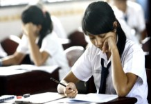 KBM Tiga SMP Masih Menumpang