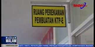 Tak Punya E  KTP, Pendaftar CPNS Pakai Suket