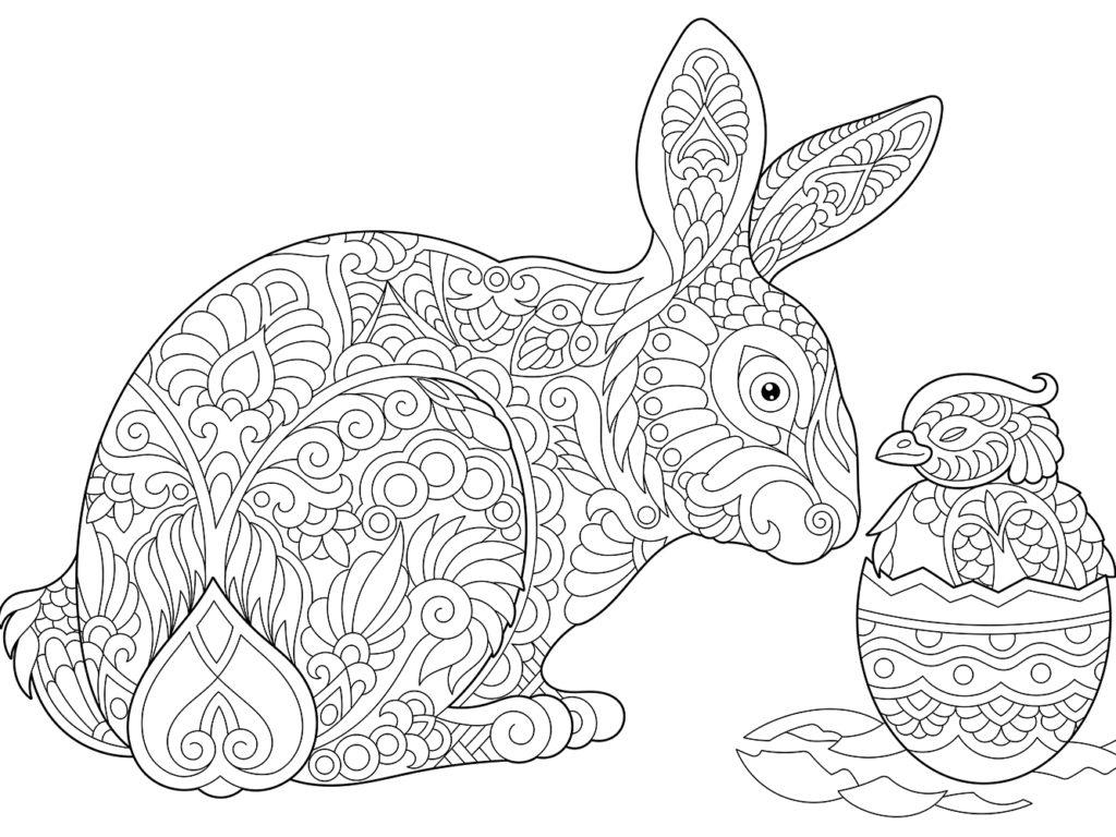 Kleurplaten Voor Pasen Met Gratis Printables Voor Jong Amp Oud