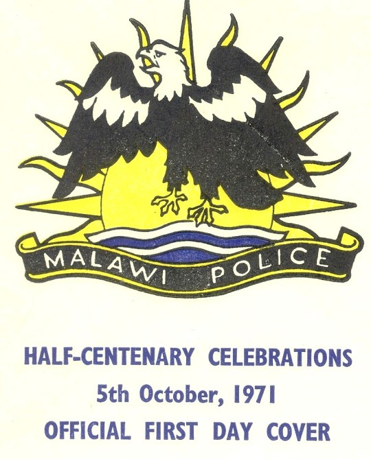 Same (1971) for the Malawi Police.