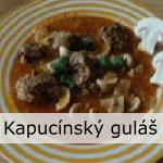 Kapucínský guláš