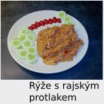 Rýže s rajským protlakem