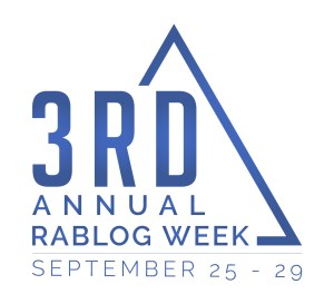 RABlog week badge