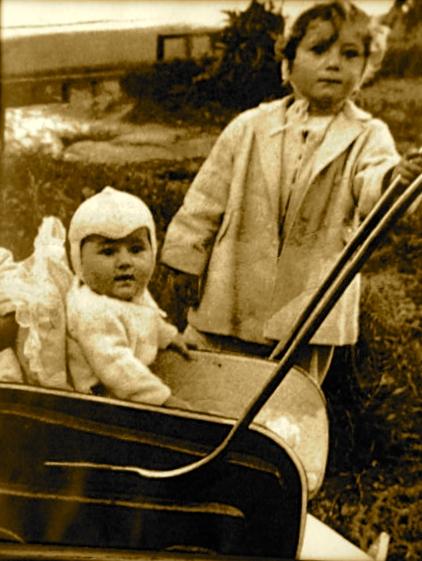 Jozef e Adriana Radi - Kampi i Cermes 1959