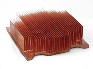 Copper Skived Heatsink