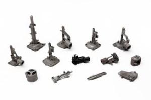 Cast Stapler Parts