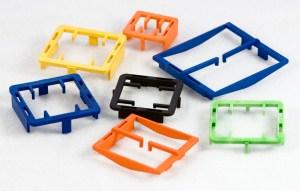 Plastic Heatsink Clip