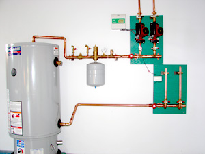 Use a Dedicated Water Heater or Boiler for Radiant Heat  Radiantec