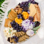 How To Make The Dreamiest Vegetarian Grazing Platter Radiant Rachels