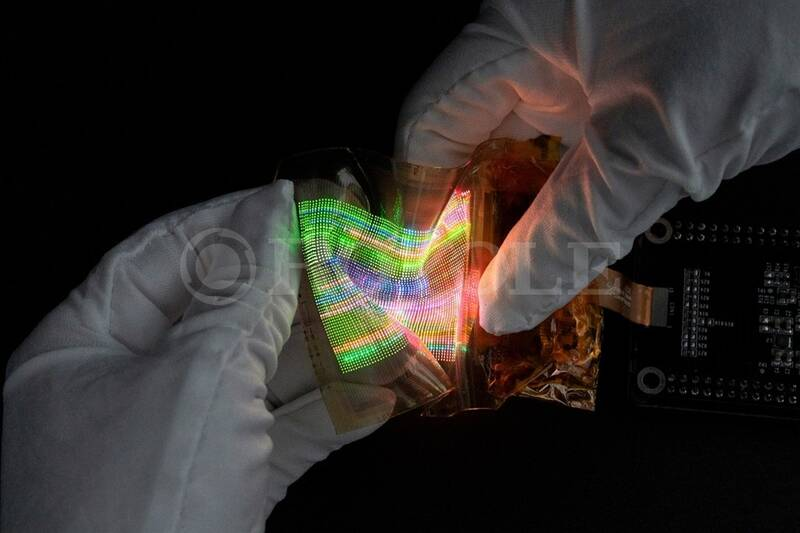 microled_stretchable_Royole