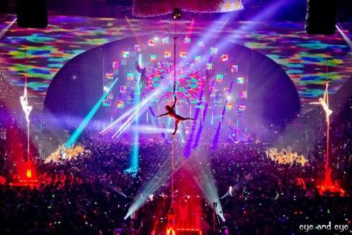 Aerial Performance Arena