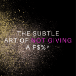 The Subtle Art of Not Giving a Fuck on Audible (review)