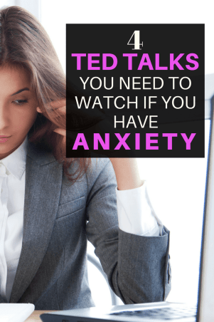 TED Talks for Anxiety