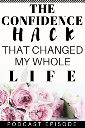 In this episode of my mental health podcast I share with you how to become more confident in yourself. These are all the tips and tricks I used for building confidence and feeling better about myself. #confidence #mentalhealth #positivity #podcast