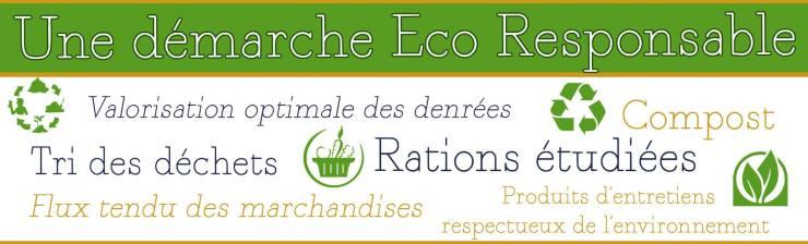 Démarche éco-responsable, Restaurant Radicelles à Annonay en Ardèche