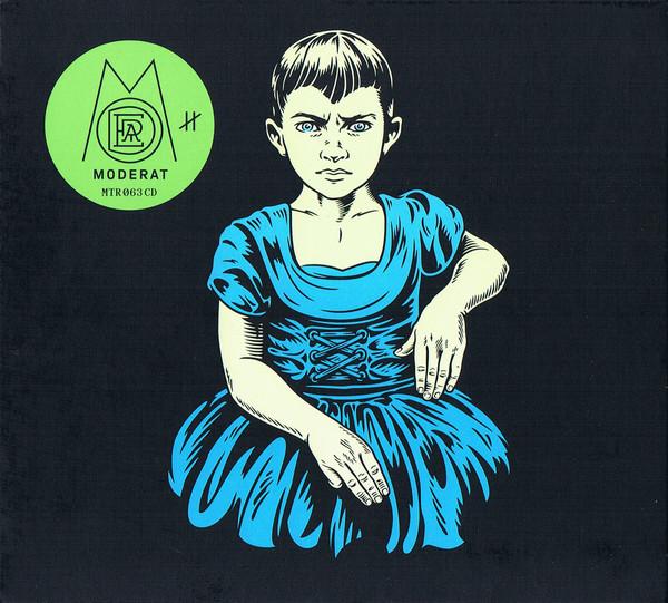 """Okładka płyty """"III"""" Moderat, Monkeytown, 2016"""