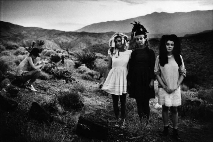 Slits ( photo Anton Corbijn)
