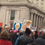Election Day and Women's March, visions and reports from Washington DC