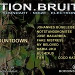Live Coverage of Fraction Bruit #17 in Loophole, Berlin