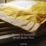 Sunday 4th November – Live  – Tape Review Show