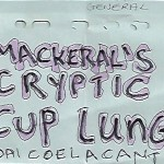Dai Coelacanth – Mackeral's cryptic cup lung