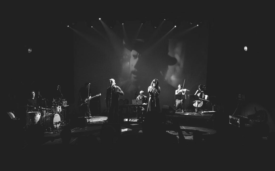 Jan P. Muchow s The Antagonists přivezl do Brna své filmové melodie