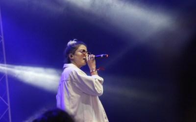 Mladá izraelčanka Noga Erez roztancovala celý Sporka stage